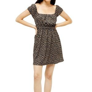 Topshop Ditsy Floral Mini Dress